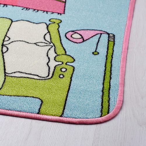 RUMMET alfombra