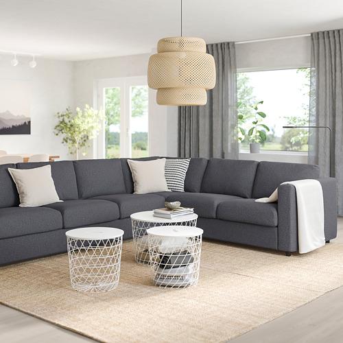 VIMLE sofá 5 plazas esquina
