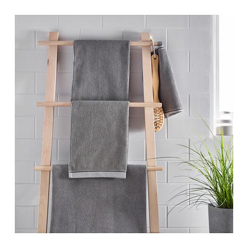VIKFJÄRD toalla de baño, peso: 475 g/m²