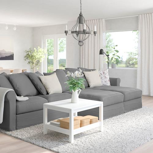 GRÖNLID sofá 4 plazas