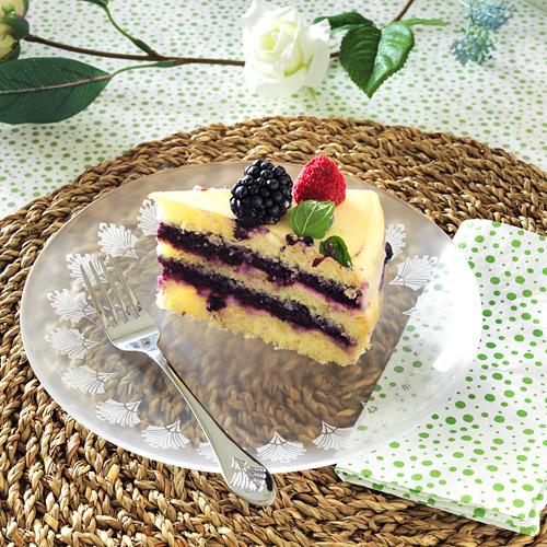 INBJUDEN tenedor para tarta