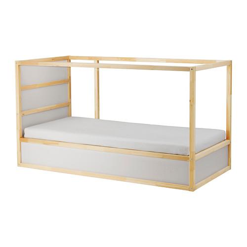 KURA cama reversible, 90cm