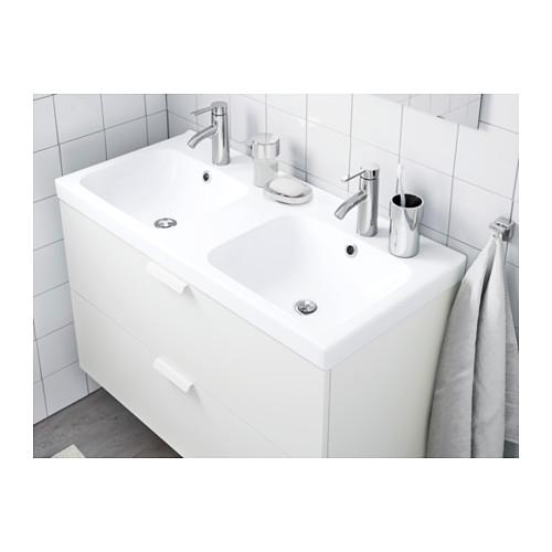 ODENSVIK lavabo doble