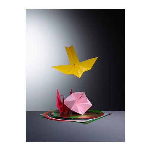 LUSTIGT papel origami