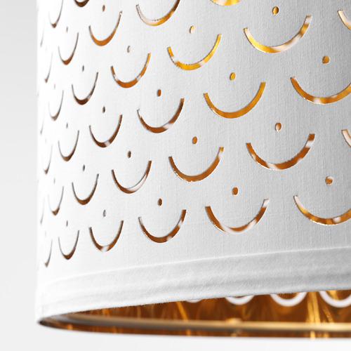 NYMÖ/SKAFTET lámpara de mesa
