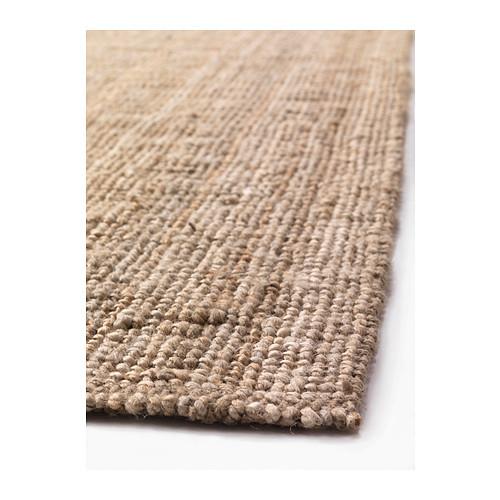 LOHALS alfombra, lisa,160x230cm
