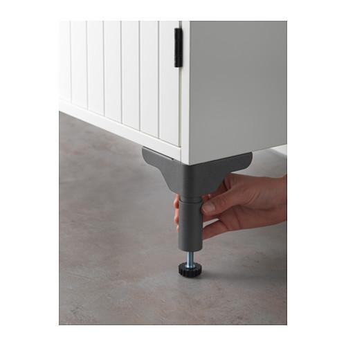 SILVERÅN armario bajo lavabo+2 prtas