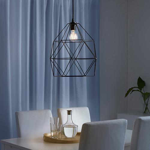 BRUNSTA pantalla para lámpara de techo