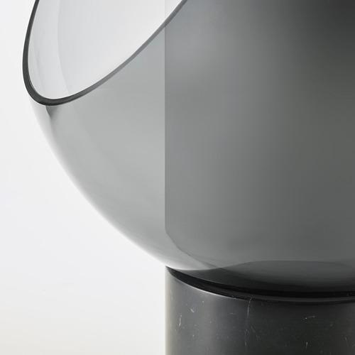 EVEDAL lámpara de mesa, incluye bombilla led