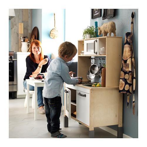 DUKTIG cocina mini, 72x40x109cm