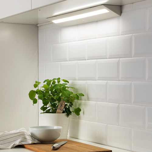SLAGSIDA iluminación encimera LED