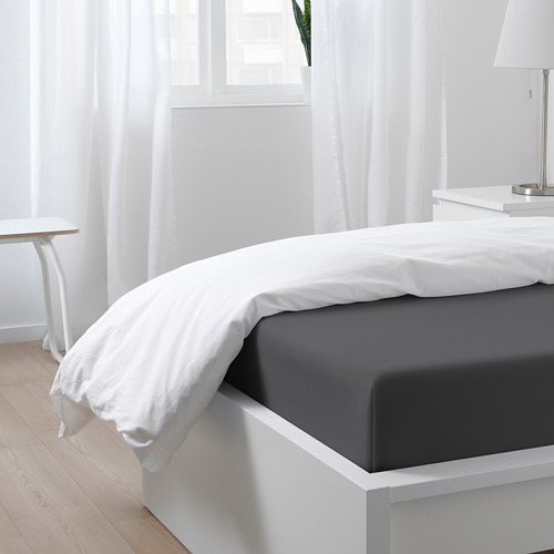 NATTJASMIN sábana para cama individual, 310 hilos