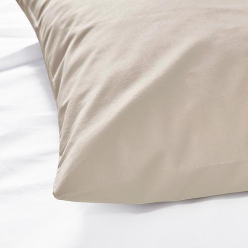 DVALA funda para almohada, 152 hilos, 80cm