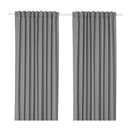 HANNALENA cortina, 1 par, 145x300cm
