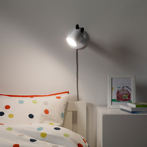 KRUX lámpara led integrada de pared