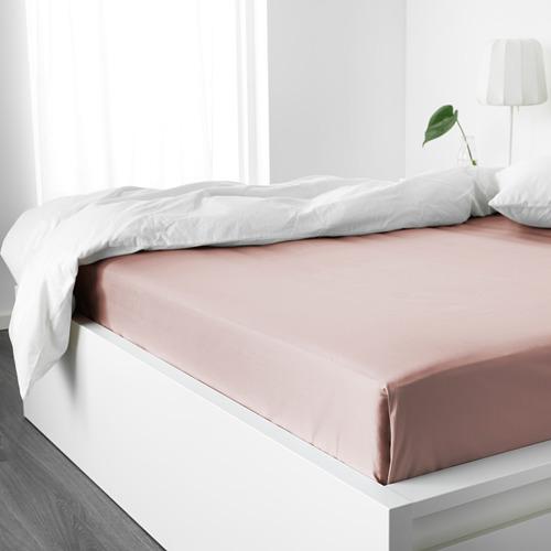 DVALA sábana, 152 hilos, 140-160 y 180cm