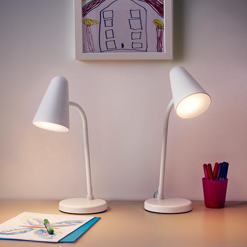 FUBBLA lámpara de trabajo LED integrada