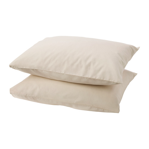 DVALA funda para almohada, 152 hilos, 60cm