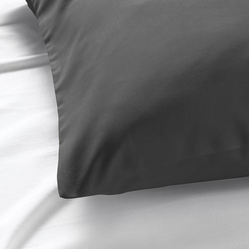 NATTJASMIN funda para almohada, 310 hilos, 80cm