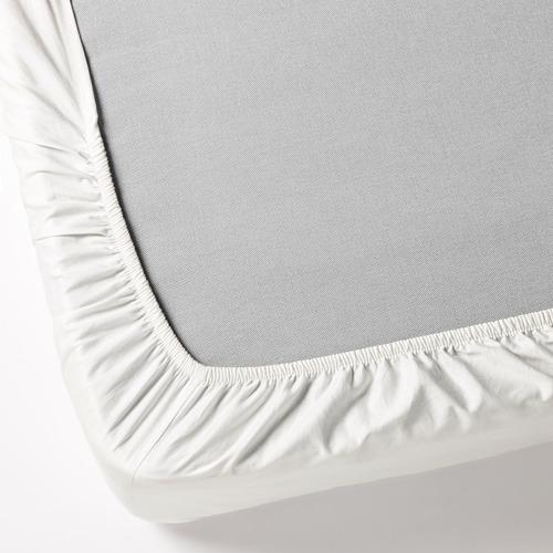 FÄRGMÅRA sábana bajera ajustable, 180x200cm, 104 hilos