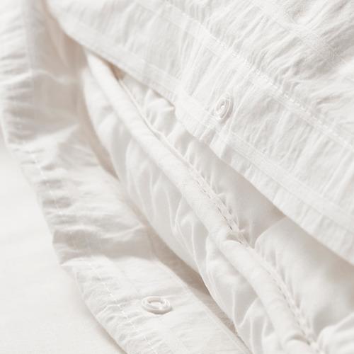 OFELIA VASS funda nórdica y 2 fundas almohada, 205 hilos, 140-160 y 180cm