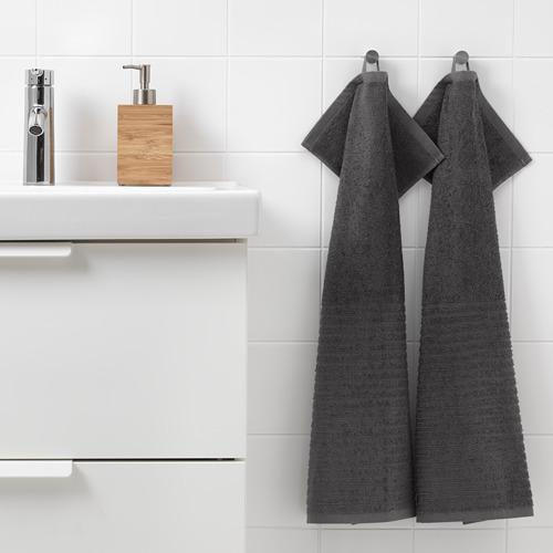 VÅGSJÖN toalla de mano, peso: 400 g/m²