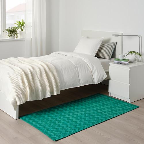 BREDEVAD alfombra lisa, 75x150cm
