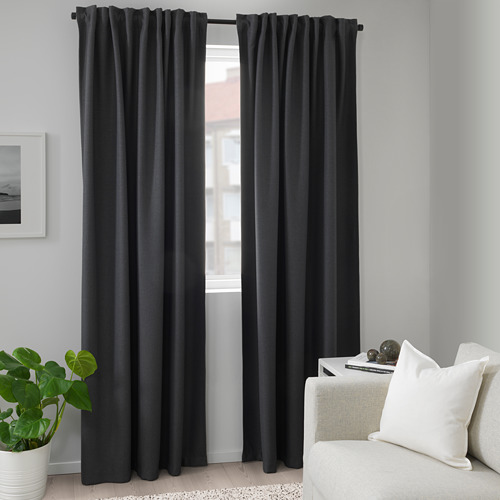 ANNAKAJSA cortinas, par