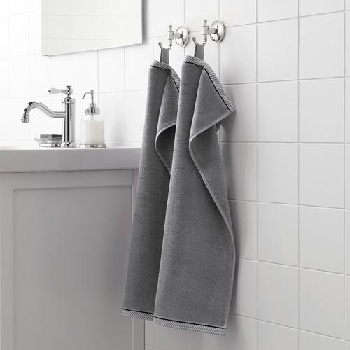 VIKFJÄRD toalla de mano, peso: 475 g/m²