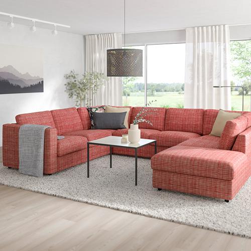 VIMLE sofá 6 plazas en U
