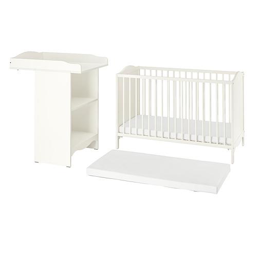 SMÅGÖRA lote 3 muebles niño