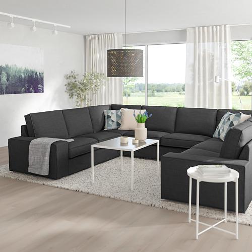 KIVIK sofá 6 plazas en U