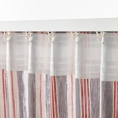 BERGSKRABBA cortina, 1par