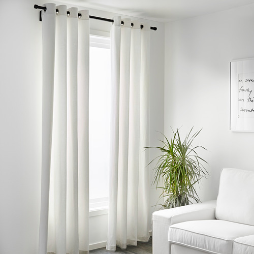 MERETE cortinas, par