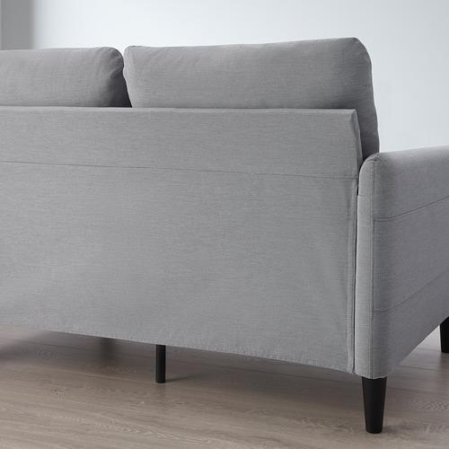 ANGERSBY sofá 2 plazas