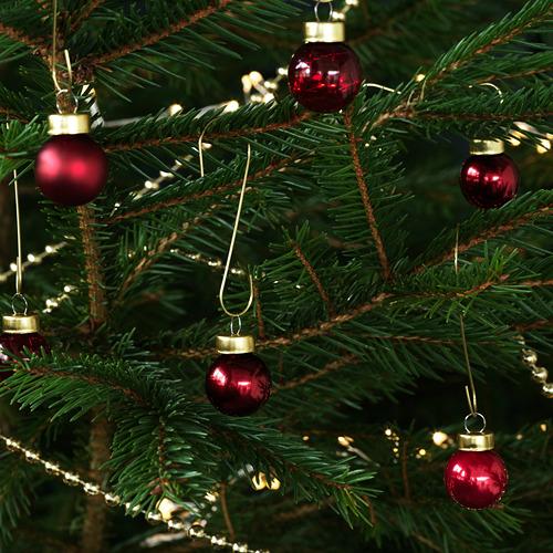 VINTER 2020 bola árbol Navidad, juego de 25, 2cm de diámetro