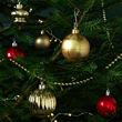 VINTER 2020 bola árbol Navidad, juego de 32