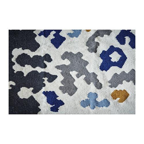 VIDEBÄK alfombra, lisa, 133x195cm