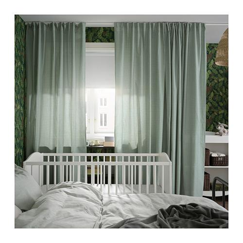 ORDENSFLY cortina, 1 par, 145x300cm