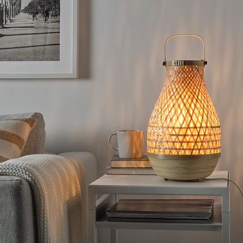 MISTERHULT lámpara de mesa