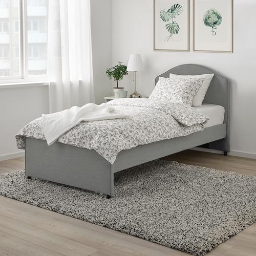 KOPPARRANKA funda nórdica y funda de almohada, 152 hilos, 80 y 90cm