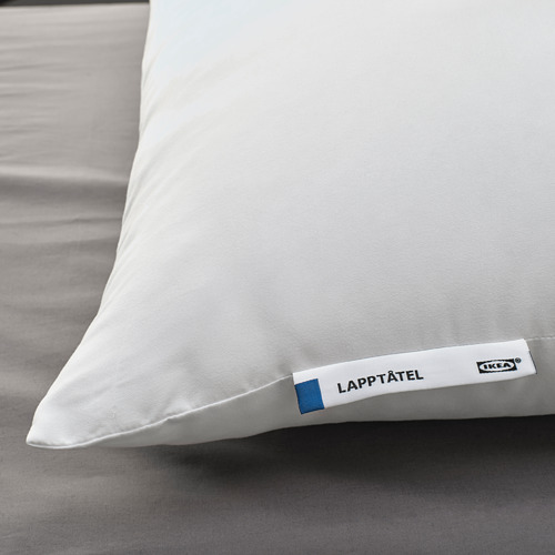 LAPPTÅTEL almohada alta, 80cm