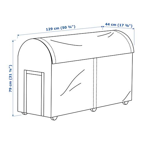 TOSTERÖ caja de exterior