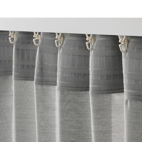 HILJA cortina, 1par