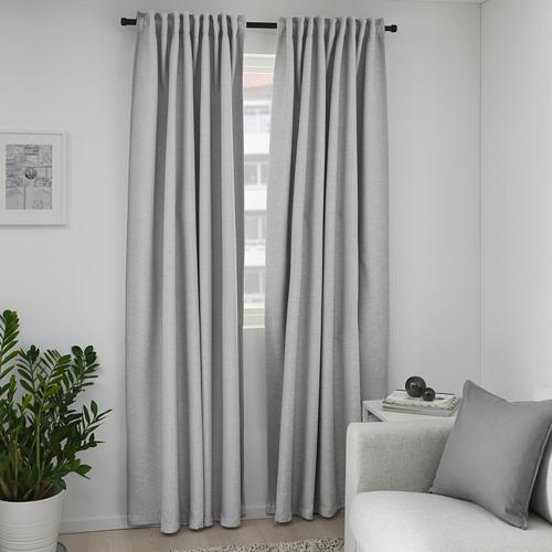 VILBORG cortina, 1 par, 145x300cm