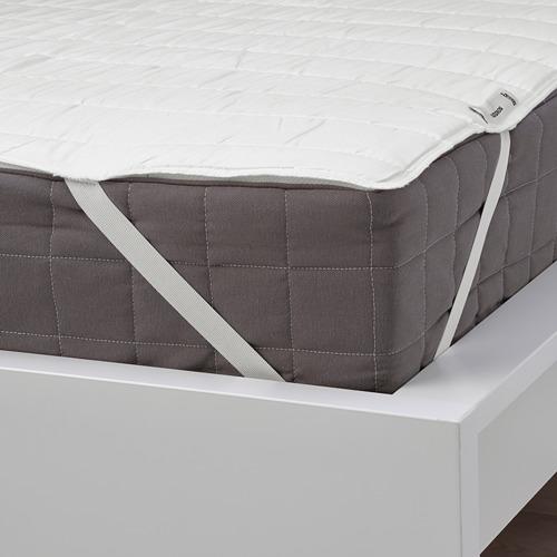 LUDDROS protector de colchón, 140cm
