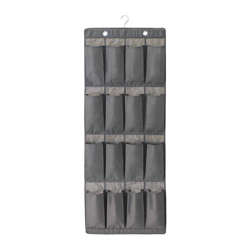 SKUBB zapatero colgante 16 compartimentos