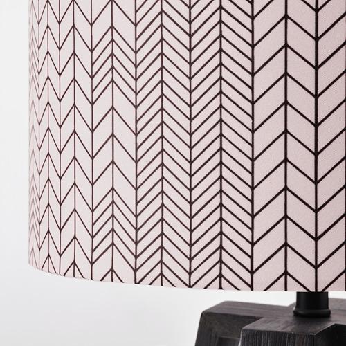LAKAFORS lámpara de mesa