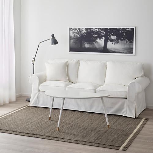 HÖJET alfombra, lisa, 170x240cm