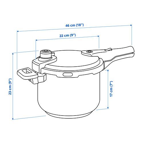 IKEA 365+ olla de presión